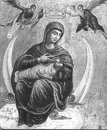 Παναγία του Εμ. Τζανφουρνάρη