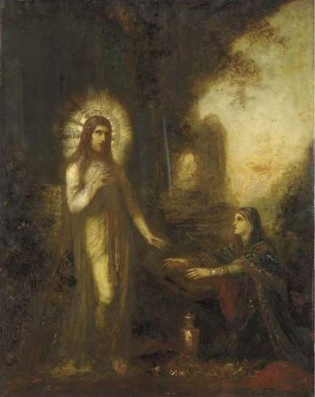 Jesus Magdalene